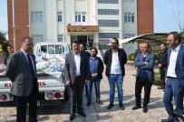 SUBAŞı - Didim AK Parti İhtiyaç Sahipleri İçin 100 Koli Yardım Topladı
