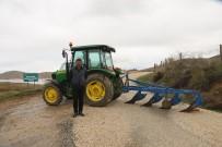 CEBRAIL - Elazığ'da Muhtardan Virüse Karşı İlginç Önlem