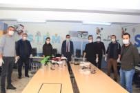 PORSUK - Eskişehir'deki Okullardan Sağlıkçılara Siperlik Maske Desteği