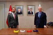 DAVUT GÜL - Gaziantep Ticaret Borsası 20 Bin Adet Yüz Siperliği Üretecek