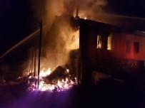 Kartal'ın Eski Belediye Başkanı Öz'ün Malikanesinde Yangın Çıktı