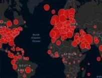 TÜRKMENISTAN - Koronavirüs hangi ülkelerde görülmedi?