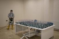 FıRAT ÜNIVERSITESI - Siper Üretiminde Seriye Geçtiler, Ventilatör İçin Çalışma Başladı