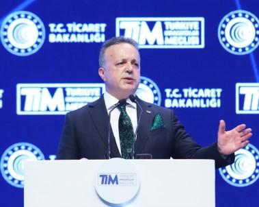 TİM Başkanı Gülle Açıklaması Türk İhracatçısı Bu Süreçten Güçlenerek Çıkacak
