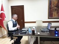 ERSIN YAZıCı - Vali Yazıcı, Kaymakamlarla Korona Virüs Toplantısı Yaptı