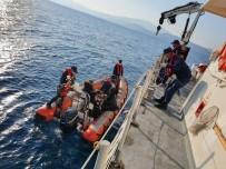 ORTA AFRİKA - Yunanistan Sahil Güvenlik Ekipleri 26 Sığınmacıyı Ölüme Terk Etti