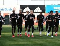 BURAK YıLMAZ - Süper Lig devi sahaya indi!