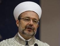 MEHMET GÖRMEZ - Eski Diyanet İşleri Başkanı Mehmet Görmez'in annesi corona virüsten hayatını kaybetti