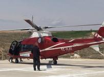Hava Ambulansı Akut Apandisit Hastası İçin Havalandı