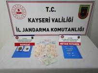 İncesu'da Uyuşturucu Madde Operasyonu Açıklaması 3 Tutuklama