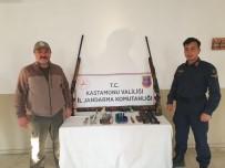 Kastamonu'da Kaçak Avlanan Üç Kişi Suçüstü Yakalandı