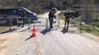 Trakya'nın İlk Karantina Köyünde Karantina 7 Gün Uzatıldı