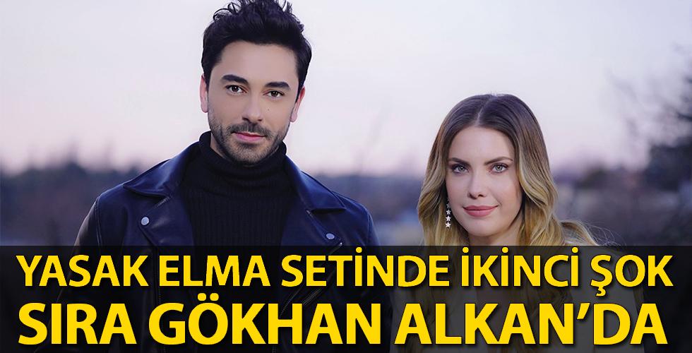Yasak Elma oyuncusu Gökhan Alkan ifşa oldu!