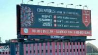 CHICAGO - ABD'de koronavirüse karşı Hz. Muhammed'in hadisleri panolarda yayınladı