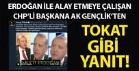 RÖNTGEN - Erdoğan ile alay etmeye çalışan Tuncay Özkan'a tokat gibi tweetler!