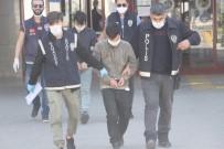 Lojmanda Klima Bırakmayan Hırsızlar Yakalandı