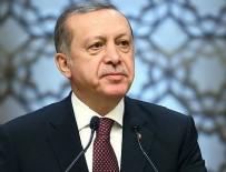 BAĞıMSıZLıK - Cumhurbaşkanı Recep Tayyip Erdoğan'dan 23 Nisan mesajı!
