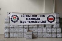 Mazıdağı'nda 40 Aileye Ramazan Kolisi Dağıtıldı