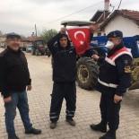 Seyitgazi Vefa Sosyal Destek Grubundan Her Eve Türk Bayrağı