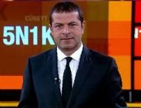 CÜNEYT ÖZDEMIR - Cüneyt Özdemir'den Canan Kaftancıoğlu'na sert sözler!