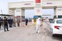 Vali Soytürk'den Çobanbey Sınır Kapısını Denetledi