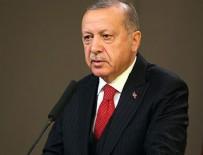 HUKUK DEVLETİ - Cumhurbaşkanı Erdoğan'dan AYM mesajı!