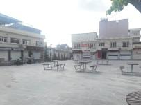 Mazıdağı Sokağa Çıkma Kısıtlamasının 4'Üncü Gününde De Sessizliğini Korudu