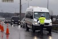 BOSTANCı - Belgesi olmayan İstanbul'un o ilçesine giremiyor! Bugün resmen başladı