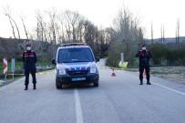 Kastamonu'da Bir Köyün Karantinası Kaldırıldı