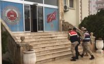 2016'Dan Beri Aranan FETÖ Terör Örgütü Üyesi Jandarmadan Kaçamadı