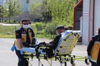 'Hidronefroz' Hastasının İmdadına Hava Ambulansı Yetişti