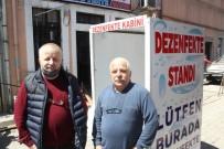 Kastamonu'da Buzdolabı Tamircisi, Sensörlü Dezenfekte Kabini Üretti