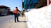 Sarıgöl Belediyesinden Badanalı Hijyen Çalışması