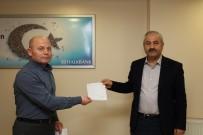 GEBZELI - Başkan Büyükgöz'den Kampanyaya Bağış Desteği