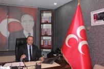 CENNET - Başkan Karataş, Merhum Başbuğ Türkeş'in Vefat Yıl Dönümü Münasebetiyle Mesaj Yayınladı