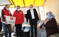 GÖZTEPE - Battalgazi Belediyesi Ve Kızılay İhtiyaç Sahiplerini Unutmadı