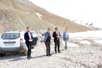 ELEKTRİK ENERJİSİ - Çatak'taki Enerji Nakil Hatlarında Bakım Ve Onarım