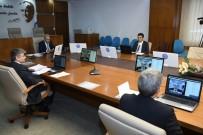 EGE ÜNIVERSITESI - Ege Üniversitesi Senatosu İnternet Ortamında Toplandı