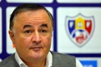 MOLDOVA - Engin Fırat Futbolsuz Günlerde Futbolu Konuşuyor
