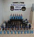 KAÇAK ALKOL - Gaziantep'te Kaçak Ve Sahte Alkol Operasyonu