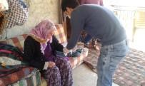 ESENPıNAR - Gazipaşa'da Sosyal Destek Ödemeleri Evlere Gitmeye Başladı