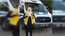 İŞİTME ENGELLİ - Gölbaşı'nda Görev Yapan Kamu Çalışanlarından İşaret Dili İle 'Evde Kalın' Çağrısı