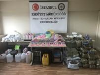 RUHSATSIZ SİLAH - İstanbul'da Uyuşturucu Operasyonu Açıklaması 35 Milyon Liralık Uyuşturucu Ele Geçirildi