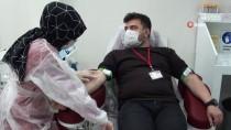 KAN BAĞıŞı - Kan Bağışında Bulunmak İsteyenlere Servis Hizmeti