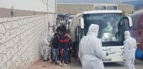 FUAT GÜREL - Karabük'te Misafir Edilen Cezayirliler Ülkelerine Gönderilmeye Başladı