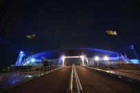 BİLİM MERKEZİ - Konya Bilim Merkezi Otizm Farkındalığı İçin Mavi Işıkla Aydınlatıldı