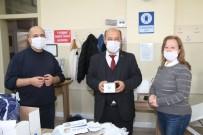 OKUL MÜDÜRÜ - Kütahya'da 0-10 Yaş Bebek Ve Çocuklar İçin Maske Üretiyorlar