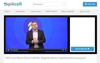 MURAT ERKAN - Murat Erkan 5 Bin Turkcell Çalışanı İle Video Konferansla Toplantı Yaptı