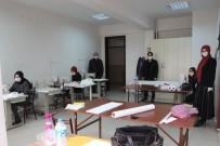 NİLÜFER - Osmaneli'de Gönüllü Öğretmenler 3D Yazıcı İle ''Yüz Koruyucu Siperlik Ve Maske'' Üretiyor