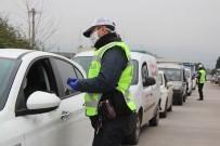 TRAFİK CEZASI - Özel Araçlara Sosyal Mesafe Cezası İddiaları Yalan Çıktı
